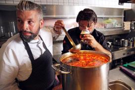 Bier en spijs: Ciney Blond met bouillabaisse