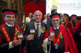 Bavaria-directeur Swinkels geridderd door Belgische Brouwers