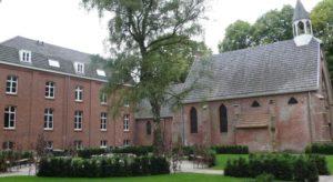 Klooster vooraanzicht