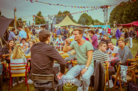 Festival Dorst trekt ruim 37.000 wijn- en bierliefhebbers