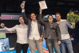 Video: Doppio Amsterdam over winnen Publieksprijs Koffie Top 100