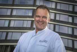 Nieuwe Executive Chef Hilton Amsterdam