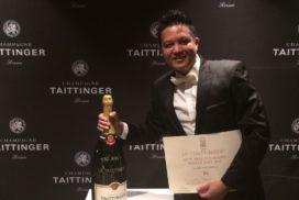 Keng Vichianrat wint Prix Taittinger NL