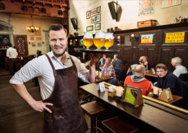 Arnout Bosman; Parel van de Café Top 100 2016