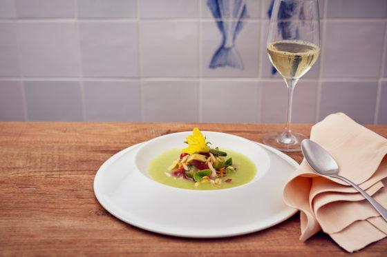 Bistrofood avocado gazpacho 560x373