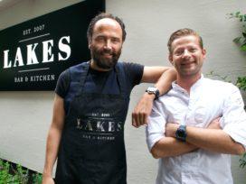 Facelift voor Lakes Bar & Kitchen