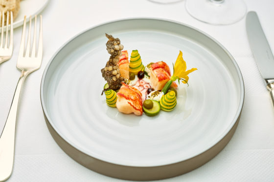 Restaurant gastro food st marys bay kreeft 560x373