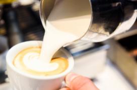 Melk en koffie: een goed huwelijk