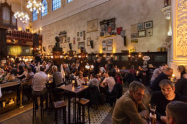 Café Top 100 2016 nr.47: Olivier, Utrecht
