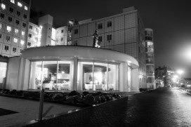 Restaurant Cottontree Mer -voormalig Seinpost*- dicht