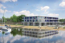 Fletcher bouwt nieuw hotel aan Veerse Meer