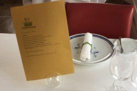 Gasten De Nieuwe Polderkeuken kunnen diamant winnen bij menu