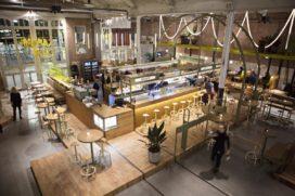 Nieuw bedrijf voor oprichters Foodhallen