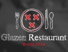 Topchefs in actie in Glazen Restaurant