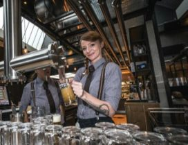 Bierfabriek Amsterdam verhuist en groeit verder