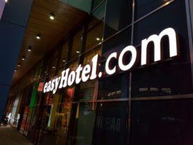 EasyHotel opent tweede Amsterdamse vestiging