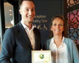Awards voor Corendon en Double Tree hotels