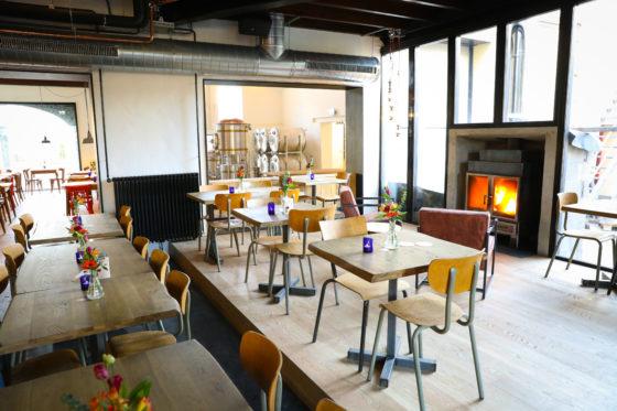 Microbrouwerij en restaurant brouwlokaal 560x373