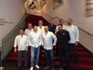 chefs michelin 2017