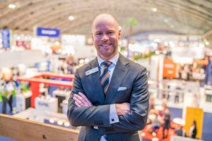 Luuk Scholte: Paviljoens, pop-up restaurants en duurzaamheid op de Horecava