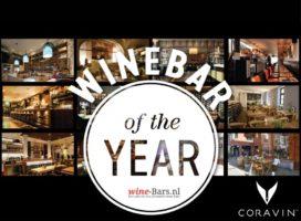 Finalisten Wine Bar van het Jaar 2016