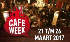 Inschrijving Caféweek nog twee weken open