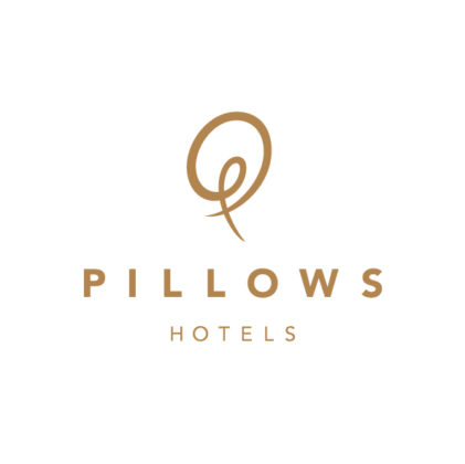 Pillows hotels  logo 01 rgb copper 01 421x420