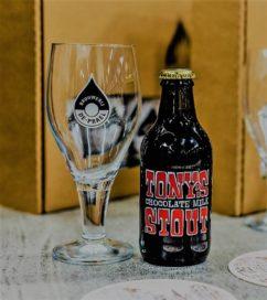 Lancering bier met chocoladesmaak: Tony's Chocolate Milkstout