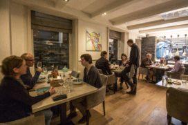 Restaurant zonder personeel