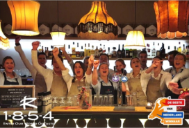 Brasserie R-1854 'beste Brasserie van Overijssel'