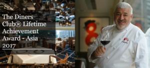 Asia's 50 Best Restaurants Umberto Bombana