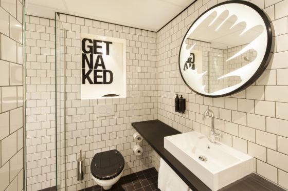 Bathroom the tire station 560x373