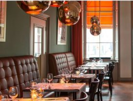Restaurant Brass: twee nieuwe chefs