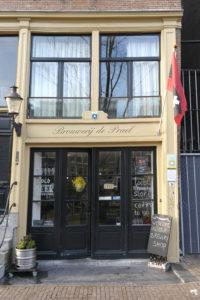 AMSTERDAM - Brouwerij de Prael, opdrachtnummer : 2650