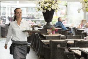 CaféGina: Een goede investering is in de techniek (c) Koos Groenewold