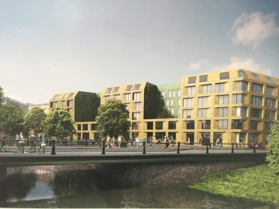 Hyatt regency amsterdam rendering 1 560x420