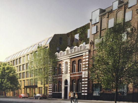 Hyatt regency amsterdam rendering 3 560x420