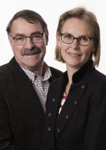 Piet van Gelder en Bregje de Lannoy