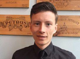 GaultMillau 2018: Talentvol Sommelier Ruben Kwakman van Zarzo