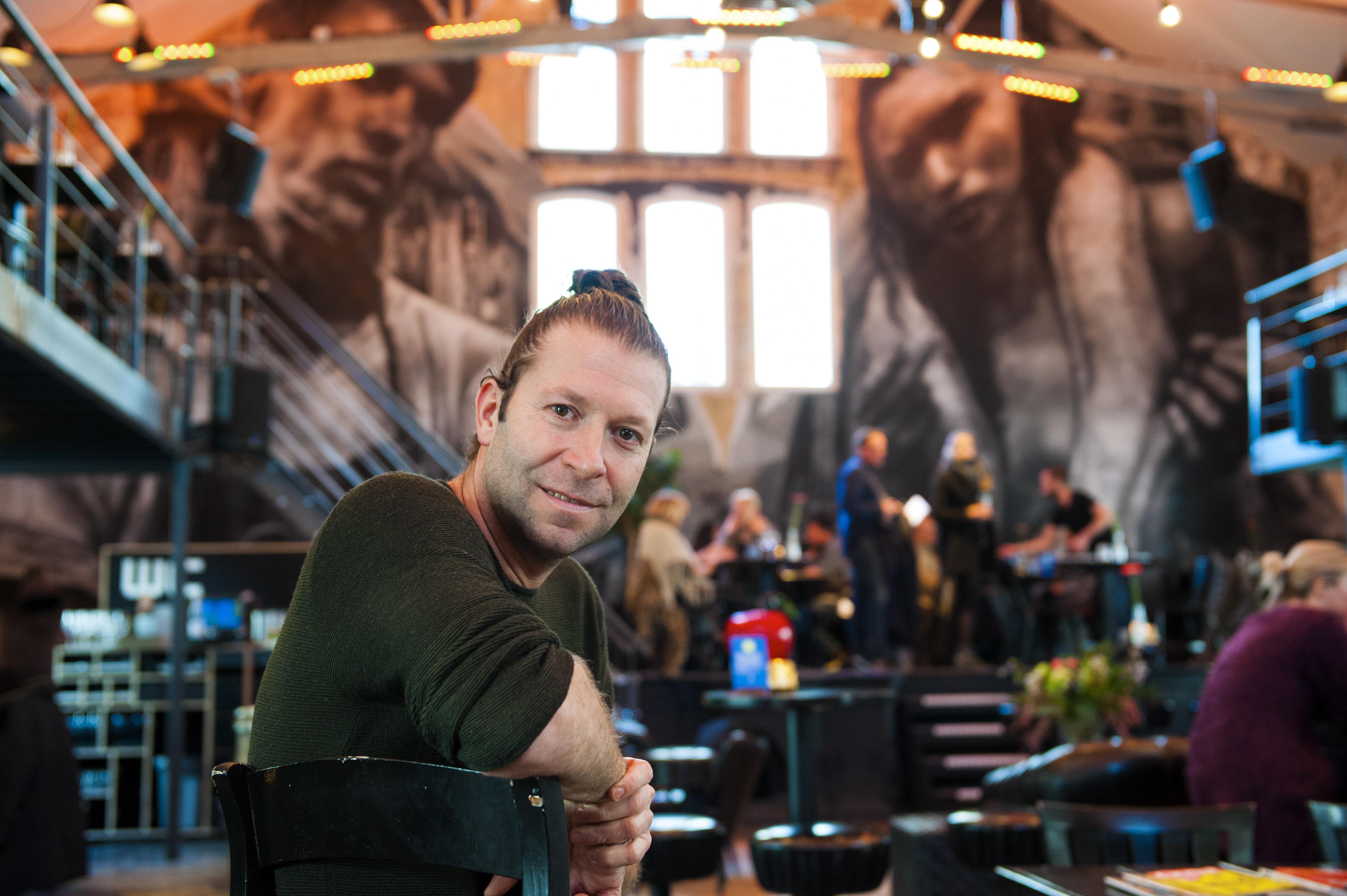 Michiel van der Eerde spreker op Data Meets Hospitality