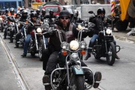 Motorbendes infiltreren in Oldenzaal