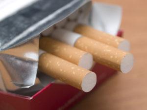 Rookverbod horeca