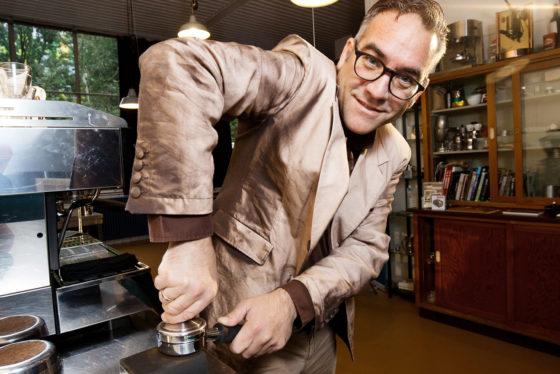 Joost Leopold: Het belang van een schone koffiemolen