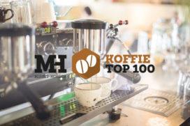 Ranglijst Koffie Top 100 2017
