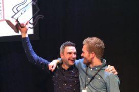 Merijn Gijsbers is beste barista van Nederland 2017