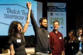 Vlaamse Jozefien Muylle wint Dutch Tea Championship