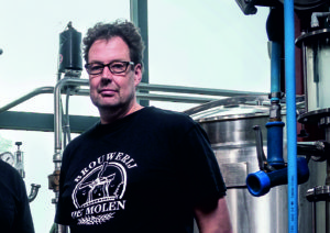 Menno-Olivier De molen craft beer