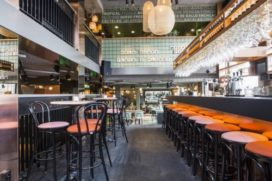 Horecainterieur: Popocatepetl the Mexican in Rotterdam