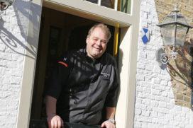 Ronald Tausch nieuwe chef-kok Het Armhuis Vlieland