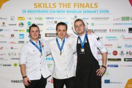 Vakmanschap centraal tijdens Skills The Finals
